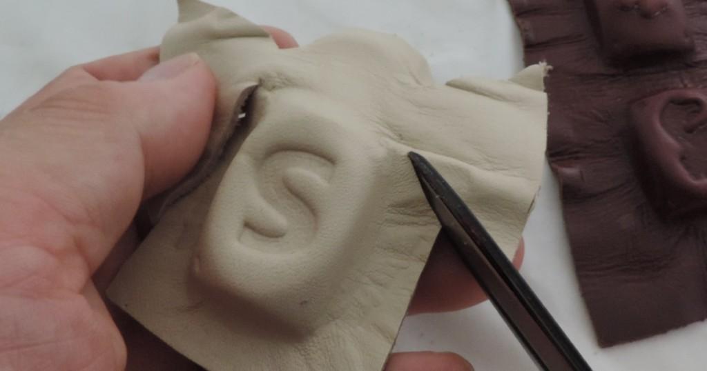 縫わずに作れるがま口キットならお子様でも簡単につくれます。親子でハンドメイド体験、