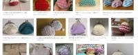 シングルマザーのヤクルトレディ、編み物を売る